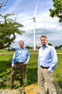 Mark Woodward & Steve Milner