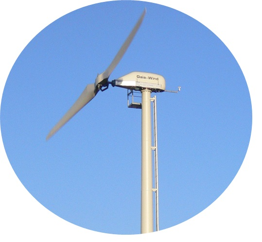Gaia 133 11kW Wind Turbine