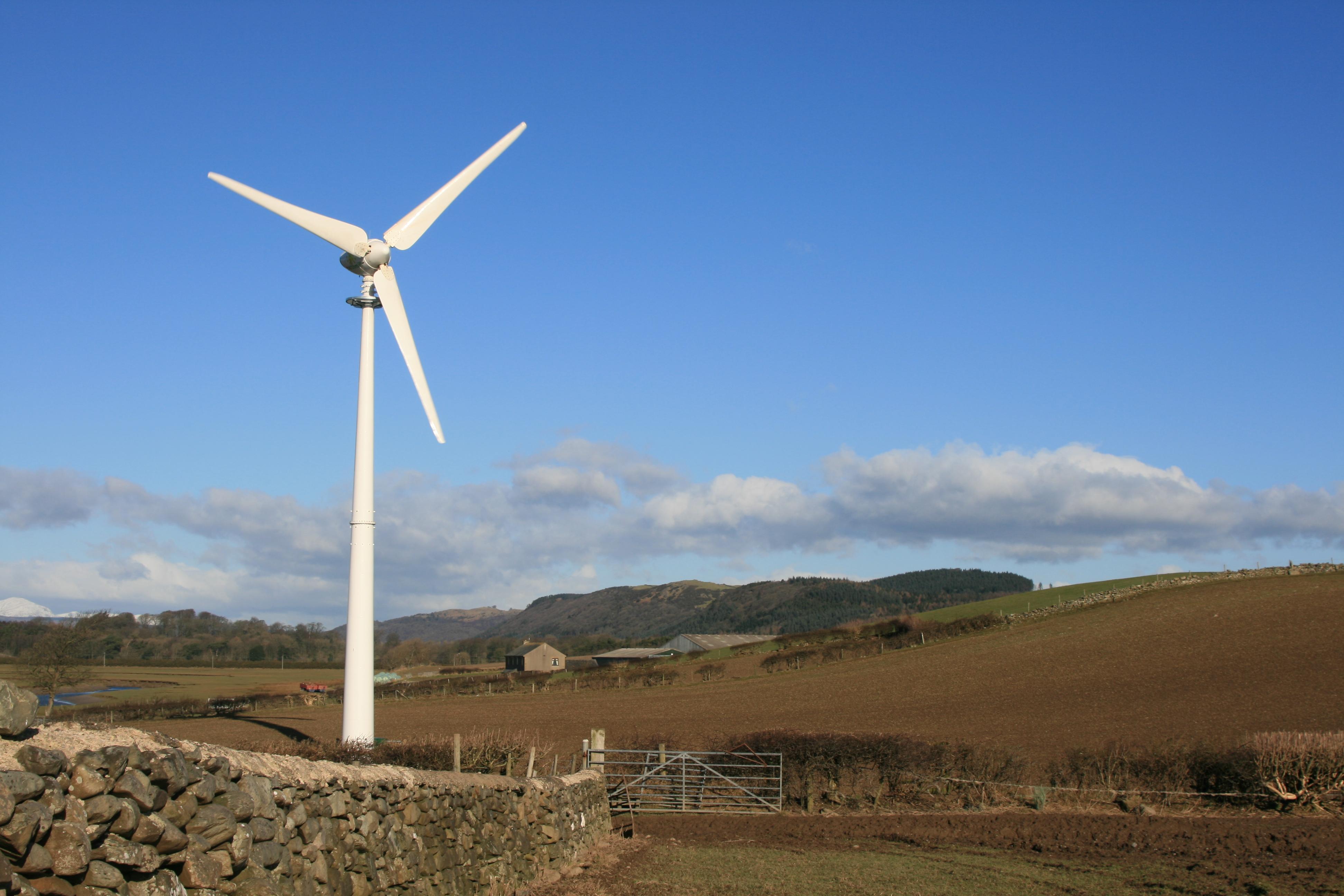 Endurance E4660 85kw Wind Turbine Earthmill