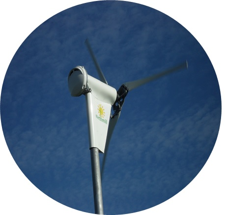 Kingspan KW6 6kW Wind Turbine