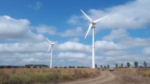 Endurance E-3120 Turbines
