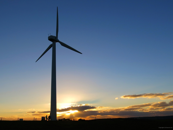 Endurance X29 225kW Wind Turbine